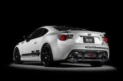 SCION ENGINE PERFORMANCE - Scion Exhaust System - Blitz - Blitz Nur Spec C-Ti Exhaust System: Scion FR-S 2013 - 2016