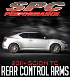 SPC - SPC Performance Rear Camber Kit (Arms): Scion tC 2011 - 2016 (tC2) - Image 2