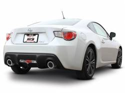 SCION ENGINE PERFORMANCE - Scion Exhaust System - Borla - Borla Exhaust System: Scion FR-S 2013 - 2016; Toyota 86 2017-2019; Subaru BRZ 2013-2019