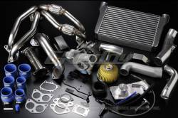 SCION TURBO / SUPERCHARGER - Scion Turbo Kit - GReddy - Greddy Tuner Turbo Kit: Scion FR-S 2013 - 2016
