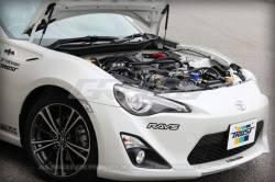 GReddy - Greddy Carbon Fiber Hood Supports: Scion FR-S 2013-2016; Toyota 86 2017-2018; Subaru BRZ 2013-2018 - Image 2