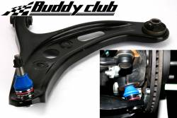 Buddy Club - Buddy Club P1 Racing Front Ball Joints: Scion FR-S 2013 - 2016; Toyota 86 2017-2020; Subaru BRZ 2013-2020 - Image 2