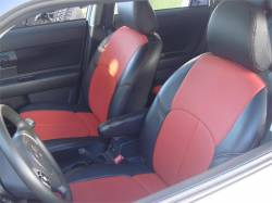 SCION INTERIOR PARTS - Scion Seat Covers - Clazzio - Clazzio Leather Seat Covers: Scion xB 2008 - 2010 (xB2)