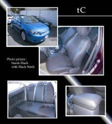Clazzio - Clazzio Leather Seat Covers: Scion tC 2005 - 2010 - Image 2