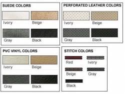 Clazzio - Clazzio Leather Seat Covers: Scion tC 2005 - 2010 - Image 3