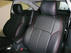 Clazzio - Clazzio Leather Seat Covers: Scion tC 2005 - 2010 - Image 8