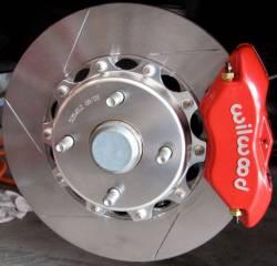 Wilwood - Wilwood 4-Piston Front Brake Kit: Scion xA / xB 2004 - 2006 - Image 2