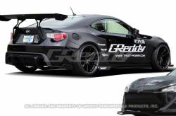 GReddy - Greddy X Rocket Bunny 86 Widebody Kit: Scion FR-S 2013-2016; Toyota 86 2017-2018; Subaru BRZ 2013-2018 - Image 6