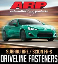 ARP Fasteners - ARP 4U-GSE Flywheel Bolt Kit:  Scion FR-S 2013-2016; Toyota 86 2017-2020; Subaru BRZ 2013-2020 - Image 2