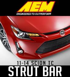 AEM - AEM Front Strut Bar: Scion tC 2011 - 2016 (tC2)