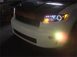 Spec D - Spec D Projector Halo Headlights (Black): Scion xB 2008 - 2010 (xB2) - Image 2
