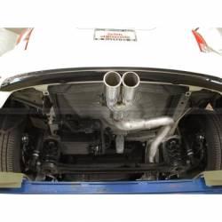 AFE Power - AFE Takeda Exhaust Axle-Back Exhaust: Scion xB 2008 - 2015 (xB2) - Image 3