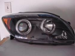 Spec D - Spec D Dual Halo Projector Headlights (Black): Scion tC 2005 - 2010 - Image 3