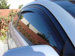 Weathertech - Weathertech Side Window Deflectors: Scion tC 2005 - 2010 - Image 3