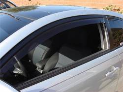 Weathertech - Weathertech Side Window Deflectors: Scion tC 2005 - 2010 - Image 5