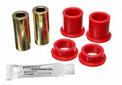 SCION SUSPENSION PARTS - Scion Suspension Bushings - Energy Suspension - Energy Suspension Polyurethane Rack & Pinion Bushings: Scion FR-S 2013-2016; Toyota 86 2017-2018; Subaru BRZ 2013-2018