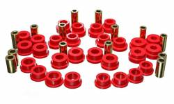 SCION SUSPENSION PARTS - Scion Suspension Bushings - Energy Suspension - Energy Suspension Polyurethane Rear Control Arm Bushings: Scion FR-S 2013-2016; Toyota 86 2017-2018; Subaru BRZ 2013-2018