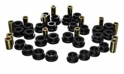 Energy Suspension - Energy Suspension Polyurethane Rear Control Arm Bushings: Scion FR-S 2013-2016; Toyota 86 2017-2018; Subaru BRZ 2013-2018 - Image 2