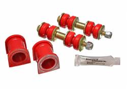Scion xA Suspension Parts - Scion xA Sway Bar - Energy Suspension - Energy Suspension Polyurethane Front Sway Bar Bushings: Scion xA / xB 2004 - 2006