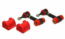 SCION SUSPENSION PARTS - Scion Suspension Bushings - Energy Suspension - Energy Suspension Polyurethane Rear Sway Bar Bushings: Scion FR-S 2013-2016; Toyota 86 2017-2018; Subaru BRZ 2013-2018