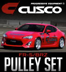 Cusco - Cusco Light Weight Aluminum Pulley Set: Scion FR-S 2013-2016; Toyota 86 2017-2018; Subaru BRZ 2013-2018 - Image 3