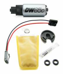 SCION ENGINE PERFORMANCE - Scion Tuning Parts - Deatschwerks - Deatschwerks 265lph Fuel Pump w/ Installation Kit: Scion FR-S 2013-2016; Toyota 86 2017-2018; Subaru BRZ 2013-2018