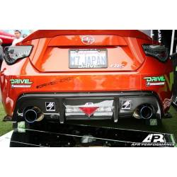 APR Performance - APR Carbon Fiber Rear Bumper Valance: Scion FR-S 2013 - 2016 - Image 2