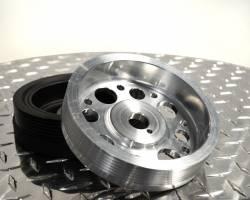 Agency Power - Agency Power Lightweight Crank Pulley: Scion FR-S 2013 - 2016; Toyota 86 2017-2018; Subaru BRZ 2013-2018 - Image 2