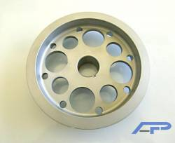 Agency Power - Agency Power Lightweight Aluminum Crank Pulley: Scion tC / xB 2.4L 2AZFE - Image 2
