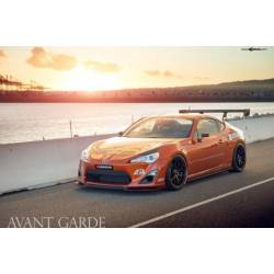 "APR Performance - APR Carbon Fiber GT-250 Wing (61""): Scion FR-S 2013 - 2016 - Image 2"