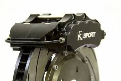 "KSport - K Sport ProComp 13"" 4-Piston Rear Big Brake Kit: Scion xB 2008 - 2015 (xB2) - Image 4"