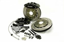 "KSport - K Sport ProComp 14"" 4-Piston Rear Big Brake Kit: Scion xB 2008 - 2015 (xB2) - Image 2"