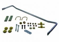 SCION SUSPENSION PARTS - Scion Sway Bars - Whiteline - Whiteline 22mm Adjustable Rear Sway Bar: Scion xD 2008 - 2014