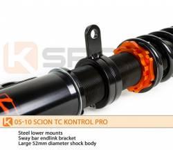 KSport - K Sport Kontrol Pro Damper Coilovers: Scion tC 2005 - 2010 - Image 3
