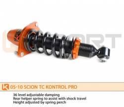 KSport - K Sport Kontrol Pro Damper Coilovers: Scion tC 2005 - 2010 - Image 5