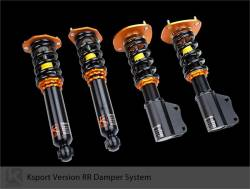 Scion FRS Suspension Parts - Scion FRS Coilovers - KSport - K Sport Version RR Coilovers: Scion FR-S 2013-2016; Toyota 86 2017-2018; Subaru BRZ 2013-2018