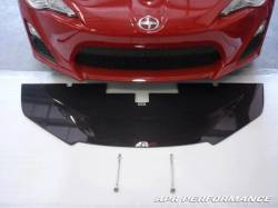 APR Performance - APR Carbon Fiber Front Wind Splitter: Scion FR-S 2013 - 2016