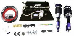 D2 Racing - D2 Racing Air Suspension Kit: Scion xD 2008 - 2014 - Image 3