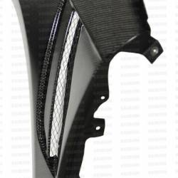 Seibon - Seibon Carbon Fiber Fenders (10mm Wider): Scion tC 2011 - 2015 (tC2) - Image 6
