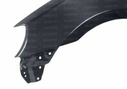 Seibon - Seibon Carbon Fiber Fenders (OEM): Scion FR-S 2013-2016; Toyota 86 2017-2018; Subaru BRZ 2013-2018 - Image 7