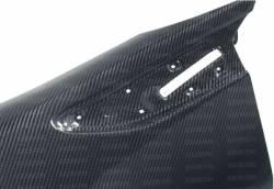 Seibon - Seibon Carbon Fiber Fenders (OEM): Scion FR-S 2013-2016; Toyota 86 2017-2018; Subaru BRZ 2013-2018 - Image 9