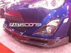 Seibon - Seibon KC Carbon Fiber Front Lip: Scion FR-S 2013-2016; Toyota 86 2017-2018; Subaru BRZ 2013-2018 - Image 5
