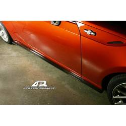 SCION EXTERIOR PARTS - Scion Side Skirts - APR Performance - APR Carbon Fiber Rocker Extensions: Scion FR-S 2013 - 2016