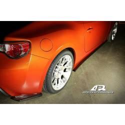 APR Performance - APR Carbon Fiber Rear Bumper Skirts: Scion FR-S 2013 - 2016 - Image 2
