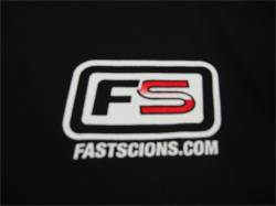 FastScions - FastScions Scion xB Hoodie Sweatshirt (Black) - Image 3