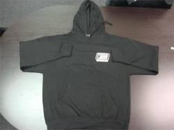 FastScions - FastScions Scion xB Hoodie Sweatshirt (Black) - Image 4