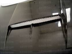 Seibon - Seibon SC Carbon Fiber Hood: Scion xB 2004 - 2006 - Image 3