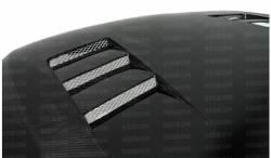Seibon - Seibon TS Carbon Fiber Hood: Scion tC 2005 - 2010 - Image 3