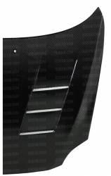 Seibon - Seibon TS Carbon Fiber Hood: Scion tC 2005 - 2010 - Image 4