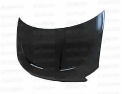 Seibon - Seibon DV Carbon Fiber Hood: Scion xB 2008 - 2015 (xB2) - Image 5